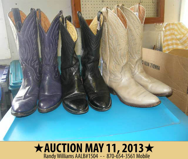 AUCTION MAY 11 2013