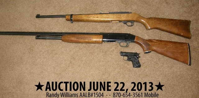 AUCTION JUNE 22