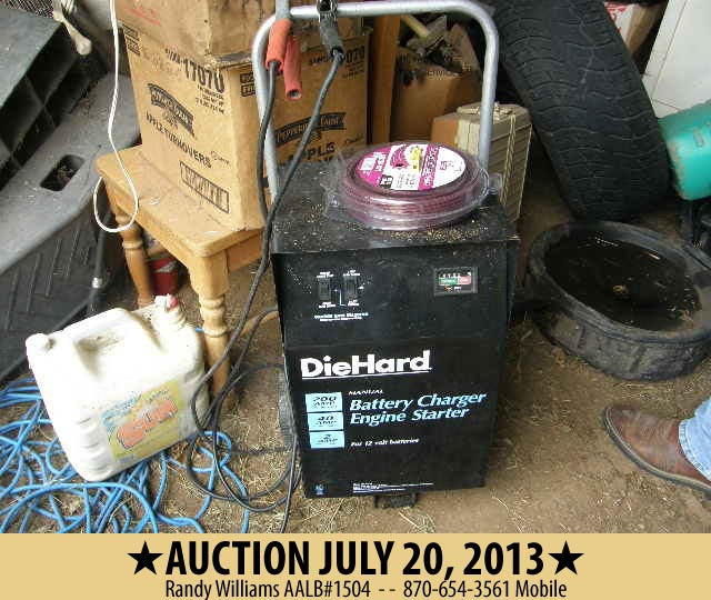 JULY 20 AUCXTION ITEM