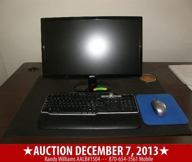 AUCTION ITEM 2 - Dec 7, 2013