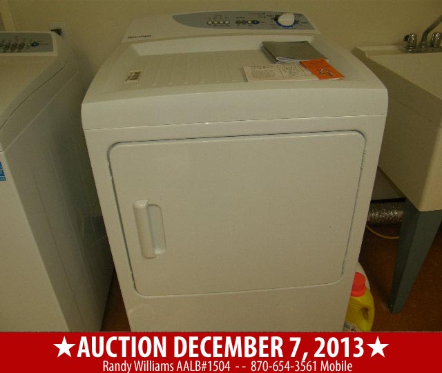 AUCTION ITEM 4 - Dec 7, 2013