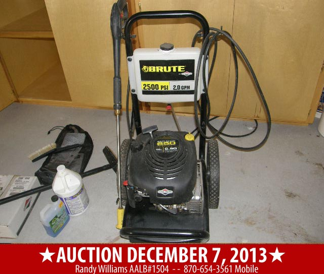 AUCTION ITEM 6 - Dec 7, 2013