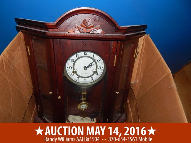Auction May 14 2016