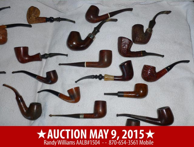 Auction May 9 2015 Arkansas Carroll County